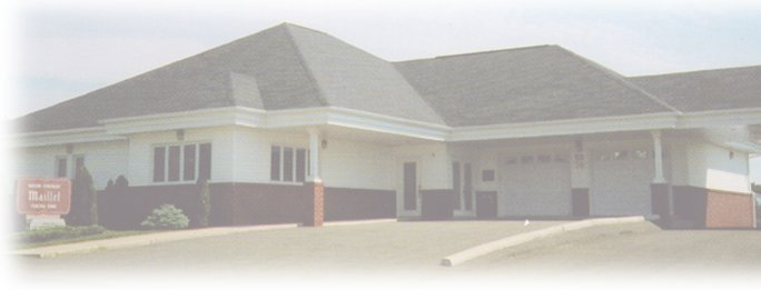 Maison Maillet Funeral Home